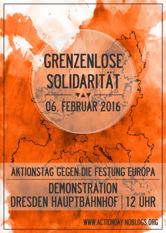 Demo Plakat